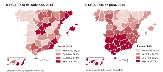 Font: Anuario Estadístico de España 2015. [en línia] [Consulta 04/01/2015]