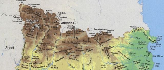 Font: Geografia. Batxillerat. Barcanova (2008)